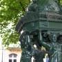 Fontaine Wallace - Cours Arnozan - Bordeaux - Image1