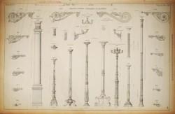 DUC_VO_PL040_41_F183 – Colonnes, consoles, candélabres et girandoles