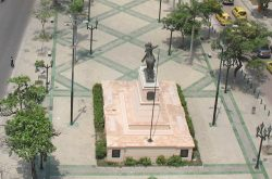 Statue équestre de Simón Bolívar – Barranquilla