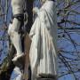 Calvaire  - Monument aux morts - Place de l'Église - Ginals - Image2
