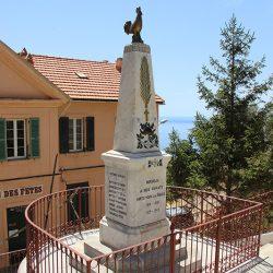 Monument aux morts de Morsiglia