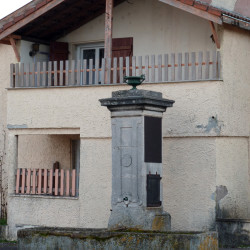Vase – Place de la Liberté – Dombasle-sur-Meurthe