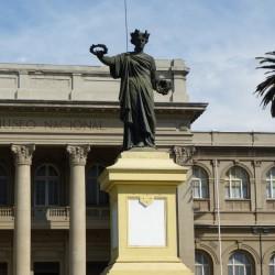 Allégorie – Museo de Historia Natural – Santiago de Chile