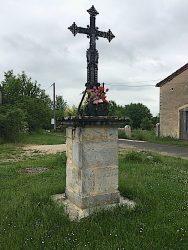 Croix de carrefour – Bach