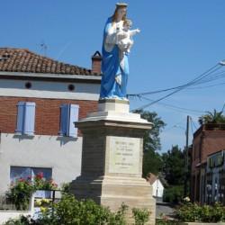 Vierge-Mère – Artigat