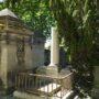 Entourages de tombes - Division 54 - Cimetière du Père Lachaise - Paris (75020) - Image1