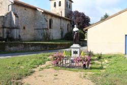 Statue Sainte Gertrude – Peuvillers
