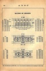 SAL_V1900_PL194 – Balcons de croisées