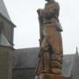 Poilu au repos – Monument aux morts – Tannay - Image8