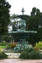 Fontaine monumentale – Soulac-sur-Mer