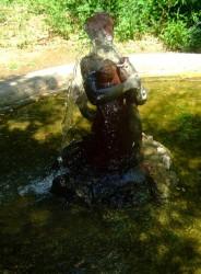 Fontaine  – domaine de Grammont  – Montpellier