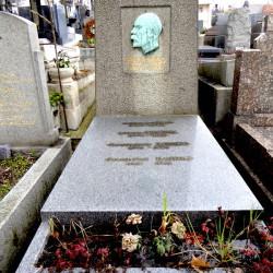 Tombe de la famille Labro – Cimetière du Père Lachaise – Paris (75020)