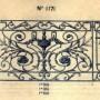SAL_V1900_PL245 - Balcons de saillie avec cadre en fonte - Image1