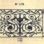 SAL_V1900_PL245 - Balcons de saillie avec cadre en fonte - Image2