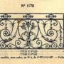 SAL_V1900_PL245 - Balcons de saillie avec cadre en fonte - Image3