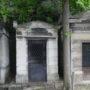 Portes de chapelles sépulcrales  - Division 30 - Cimetière du Père Lachaise - Paris (75020) - Image18