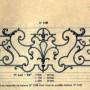 SAL_V1900_PL250 - Balcons de saillie à monter sur fer avec goujons - Image1