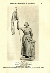 STATRE_PL097 – Statues de la béatification de Jeanne d'Arc