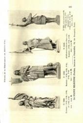 STATRE_PL103 – Statues de la béatification de Jeanne d'Arc