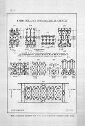 CAP_PL0043 – Motifs détachés pour balcons de croisées