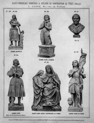 TU_GAN_1892_PLAK – Statues