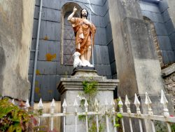 Statue de Saint-Jean-Baptiste – Arfons