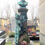 Monument à Gustave Jundt - Cimetière de Montparnasse - Paris (75014) - Image1