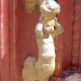 Panneaux de porte, battement, heurtoirs, marquise - Villeneuve sur Lot - Image2