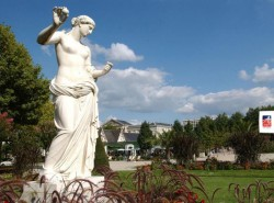 Venus d'Arles – Jardin du Mail – Angers