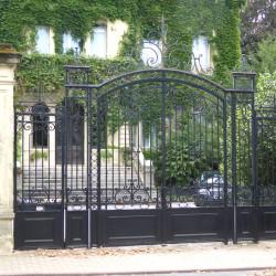 Grilles – Avenue Albert Rouvière – Mazamet