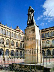 Statue de Camilo Torres Tenorio – Bogotá
