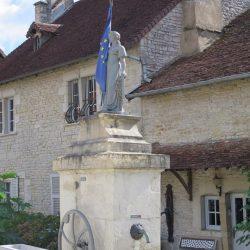 Statue de la République – Chemaudin – Chemaudin et Vaux