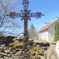 Croix de Cimetière – La Salvetat – Saint-Mamet-la-Salvetat