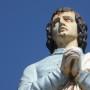 Calvaire  - Monument aux morts - Place de l'Église - Ginals - Image11