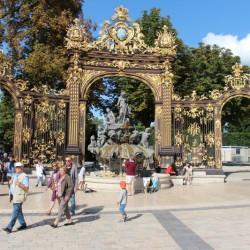 Fontaine Amphitrite – Nancy