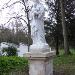 Vierge  Amboise