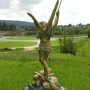 Saint-Michel terrassant le diable – Signy-l'Abbaye - Image6