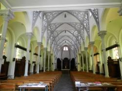 Eglise  Notre-Dame-du-Tilleul – Sous-le-Bois (Maubeuge)