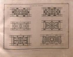 DUR_1868_PL011 – Balcons de croisées