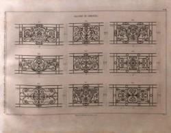 DUR_1868_PL014 – Balcons de croisées