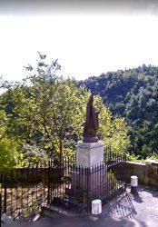 Statue d'Urbain II – Abbazia della Santissima Trinità – Cava de' Tirreni