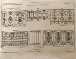 DUR_1868_PL022_VII – Grands balcons et balcon de croisée