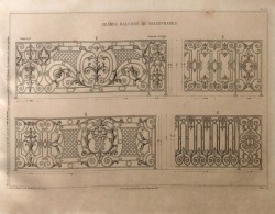 DUR_1868_PL027 – Grands balcons ou balustrades