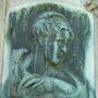 Bas-relief de Jenny Namur - Cimetière du Père-Lachaise - Paris (75020) - Image1