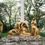 Chemin de croix -  Lourdes - Image5