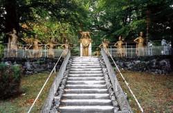 Chemin de croix –  Lourdes