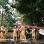 Chemin de croix -  Lourdes - Image12