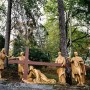 Chemin de croix -  Lourdes - Image13