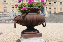 Vases – Parc du Château – Vaux-le-Vicomte