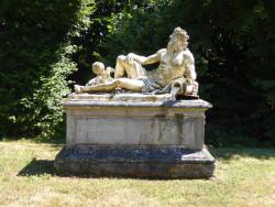 Fleuve : la Garonne – Parc du château de Franconville – Saint-Martin-du-Tertre